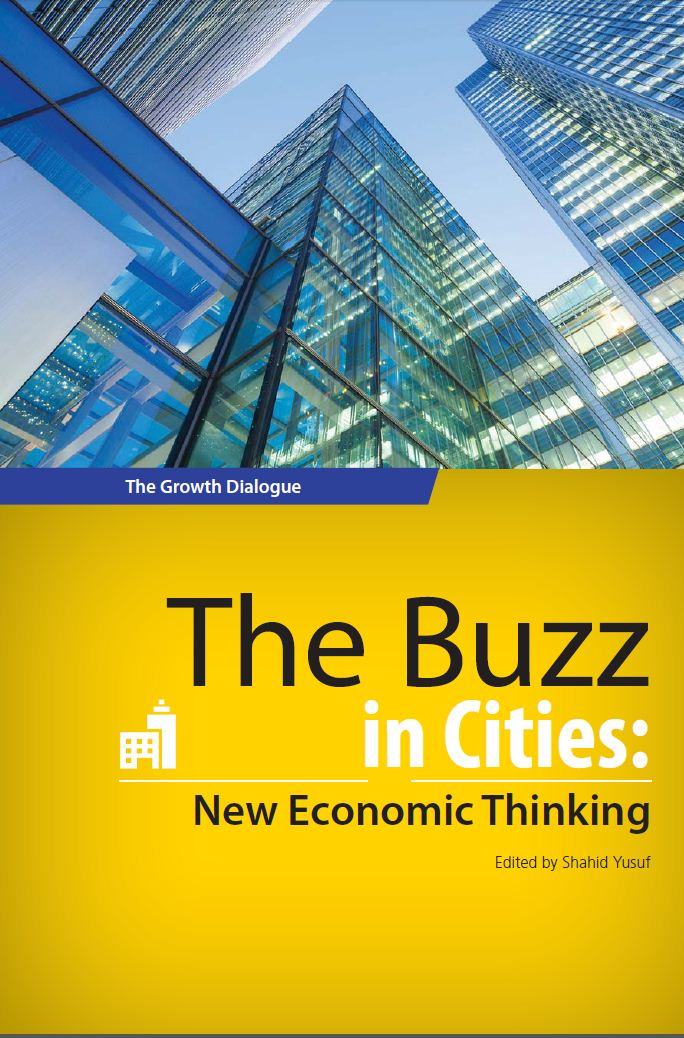 The Buzz in Cities: New Economic Thinking