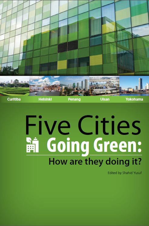 Five Cities Going Green: How Are They Doing It?