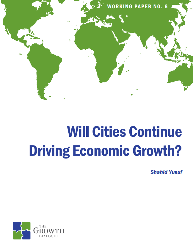 Will Cities Continue Driving Economic Growth?