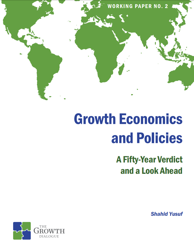 Growth Economics and Policies