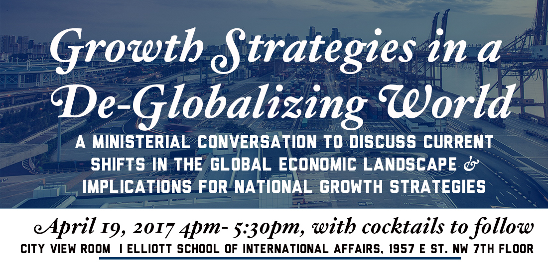 Growth Strategies in a De-Globalizing World