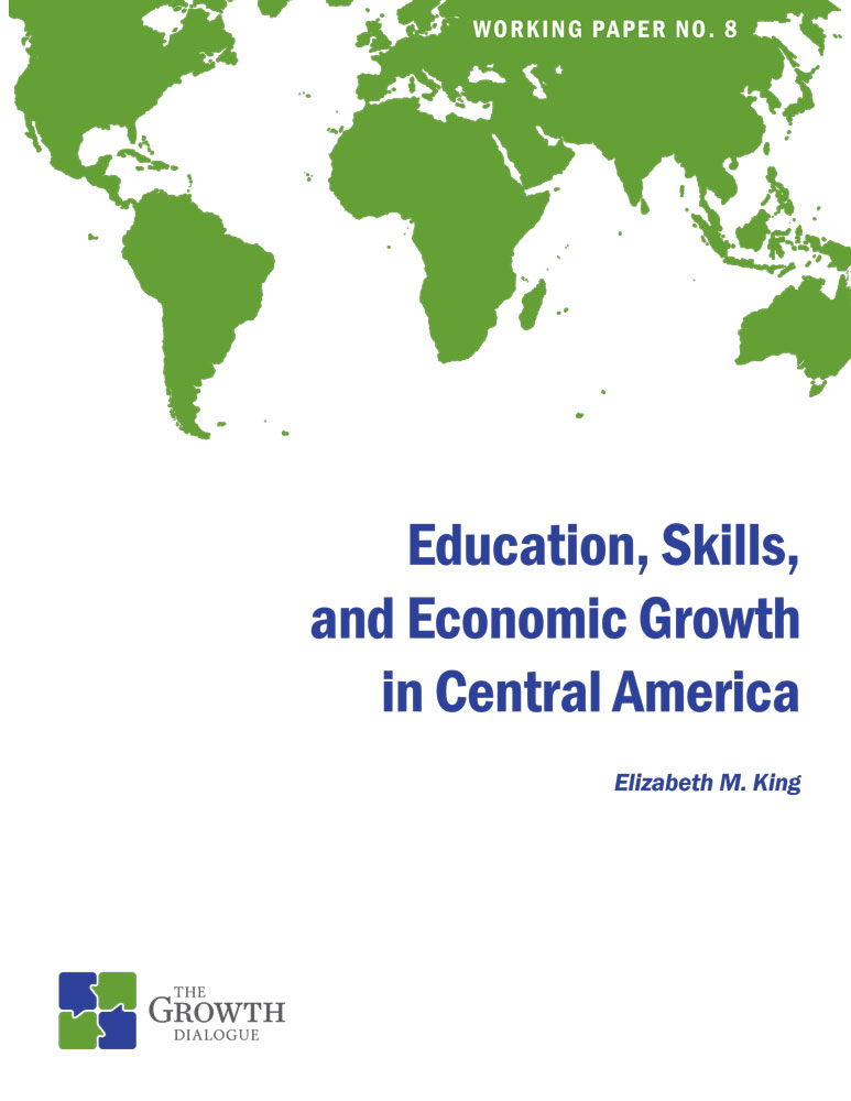 Education, Skills, and Economic Growth in Central America